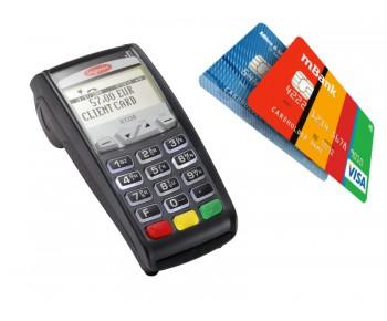 Wynajem terminala do płatności kartami